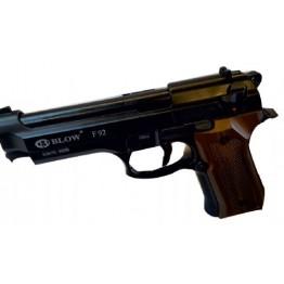 BLOW F 92 SİYAH AHŞAP KABZE